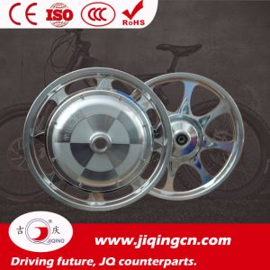 16 Inch Low Noise Electric Bicycle Parts Brushless Motor for Electric Bicycle pictures & photos
