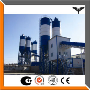 60 M3/H Concrete Batch Plant with 100 Tons Cement Silo pictures & photos