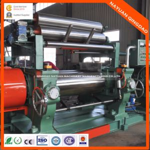 Open Mixing Mill for Rubber Sheet Production Equipment pictures & photos