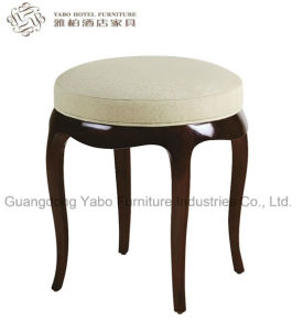 PU Dressing Stool for Five Star Hotel pictures & photos