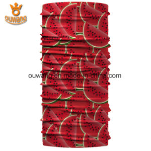 Wholesale Regular African Custom Logo Polyester Headtie Bandana pictures & photos