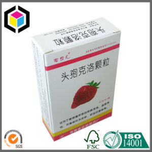 Color Print Medicine Pharmaceutical Paper Packaging Box