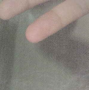Square Hole Shape Mesh Fabric pictures & photos
