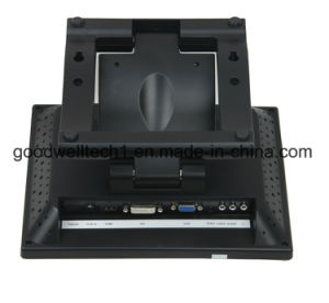 10 Inch Touch Screen Monitor with YPbPr & HDMI & DVI Input pictures & photos