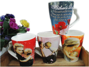 Certified International Hot Sale Ceramic Mug for Promotion Gift pictures & photos