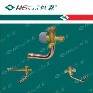 3 Way Air Conditioner Valve /Refrigeration Fittings Air Conditioner Parts, Auto Parts pictures & photos