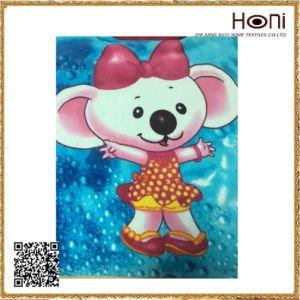 Cartoon 100% Cotton Kids Poncho pictures & photos