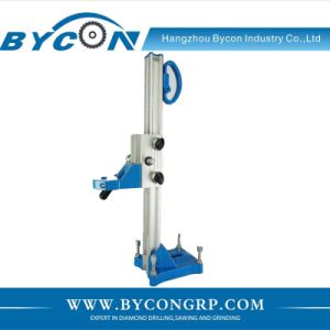 VKP-120 120mm lightweight portable aluminum core drill stand for construction pictures & photos