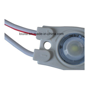 Injection Plastic Constant Current 5730 3 LED Modules IP67 pictures & photos