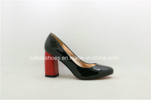 Custom Made Women Red Bottom High Heel Shoes pictures & photos