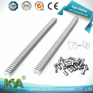 M66 Series Wire Clips for Mattress Making pictures & photos