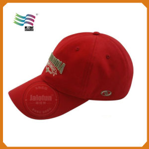 Top Quality Cotton Promotional Baseball Cap Custom Embroidered Logo pictures & photos