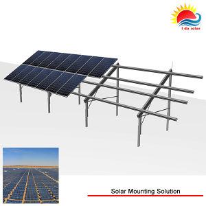 Custom T5-6000 Series Anodised Aluminium Ground Mount Solar Frames (300-0003) pictures & photos