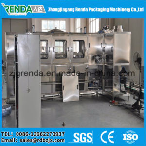 5 Gallon Bottle Water Filling Machinery with Ce&ISO pictures & photos