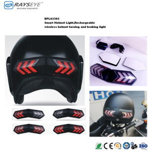 Smart Helmet Turning Braking Light pictures & photos