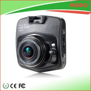 LCD Full HD 1080P Black Dashcam Car DVR Camera pictures & photos