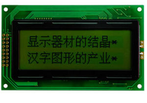 Character LCD with Pin Feet Connector Used for Household Electronics pictures & photos