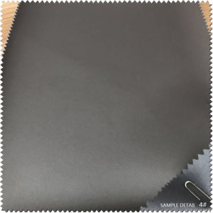 Shining Mirror Enamel PU Eco-Friendly Artifical PU Leather (S335085SJ) pictures & photos