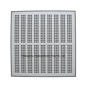 17% 600*600 Steel Perforated Panel pictures & photos