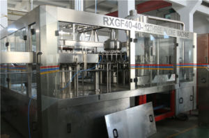 Fruit Juice Bottling Filling and Capping Machines with High Quality pictures & photos