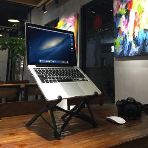 Laptop Stand Folding Notebook Lapdesk Ergonomic Holder pictures & photos