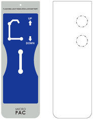 Pet Embossed Membrane Switch Overlay Panel, Tactile Membrane Switch pictures & photos