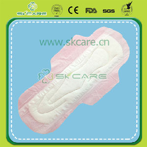 China Good Supplier High Absorbent Sanitary Napkin pictures & photos