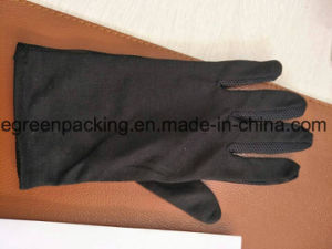 Custom Microfiber Gloves with Mesh Side pictures & photos