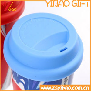 Custom Food Grade Silicone Coffee Cup Lid pictures & photos