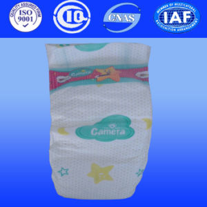 Economic Baby Diapers with Spandex Yarn for Baby Urine Pad of Baby Products (YS541) pictures & photos