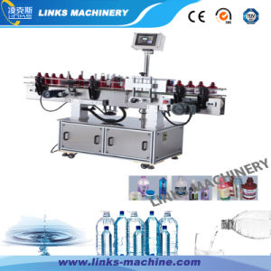 Automatic Glass Bottle Double Heads Sleeve Label Shrink Machine pictures & photos