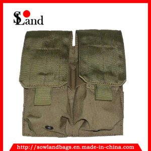 Military M14 Double Magazine Pouch pictures & photos