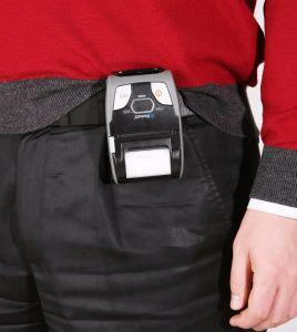 Woosim 58mm Handheld Mobile Thermal Wireless Bluetooth Printer Wsp-R240 pictures & photos
