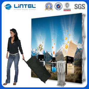 10FT Portable Spring Pop up Exhibition Display Stand pictures & photos
