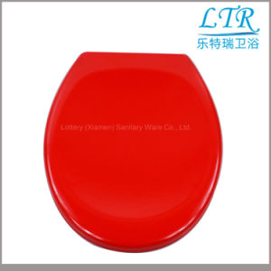 Hot Sale Flat Design Colored Toilet Seat pictures & photos