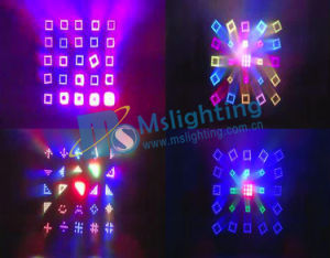 25*15W RGBW 4in1 / White LED Eastsun Matrix Blinder Light pictures & photos