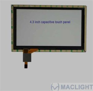 4.3 Inch TFT LCD Display Module Capacitive Touch Optional pictures & photos