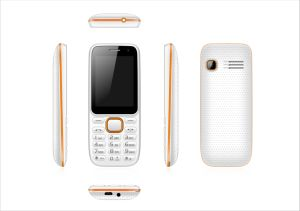 2.4 Inch Qvga Screen, Dual SIM Cards Dual Standby, Big Speaker Good Price Mobile Phone pictures & photos