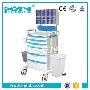 Anesthesia Utility Medical Trolley Cart