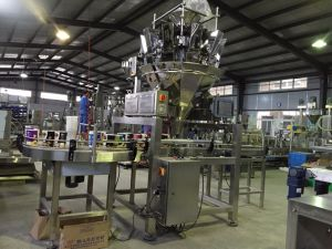 Automatic Granule Cans Filling Machine pictures & photos