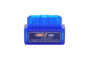 Mini Elm327 Bluetooth Interface 2017 Auto Car Scanner Obdii Diagnostic Tool Works on Android Windows Symbian pictures & photos
