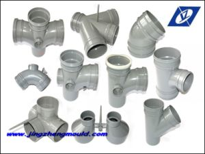 PVC 50mm Male 90 Degree Elbow Mold pictures & photos