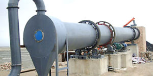 Copper Sludge Rotary Drum Dryer with Competitive Price pictures & photos