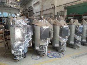 Gas & Oil Fired 50 Kg/H Vertical Steam Generator pictures & photos