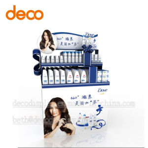 Cardboard Display Shelf Floor Display Stand Paper Pallet for Promotion pictures & photos