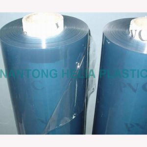 PVC Transparent Film Soft Normal Clear Super Clear PVC Film pictures & photos
