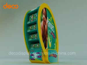 Floor Display Stand Corrugated Cardboard Display Shelf for Retail pictures & photos