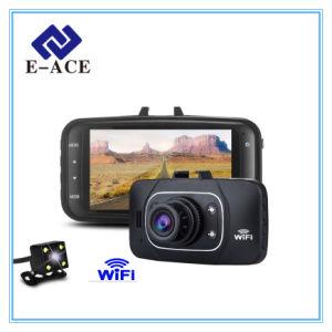 FHD 1080P Video Recorder Dashcam Mini Car DVR with WiFi pictures & photos