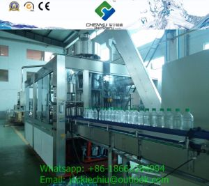Carbonated Water Filling Machine (DCGF) pictures & photos