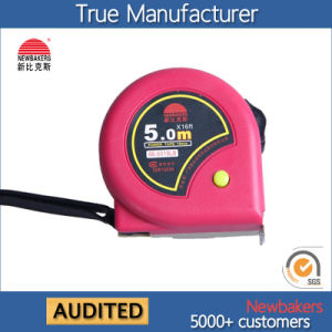 Newbakers Hand Tools Lu Ban Ruler Steel Measuring Tape (66-5019LB) pictures & photos
